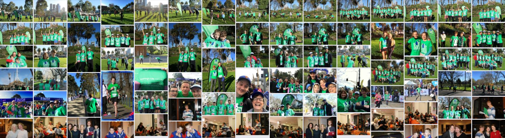 Team L4Life at Run Melbourne 2016 - photo album
