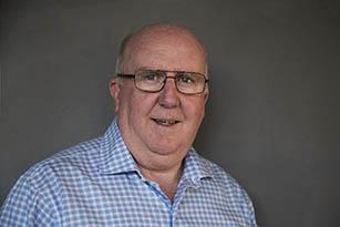 Geoff Dixon, B.A. (Economics)