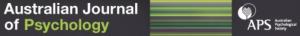 Australian Journal of Psychology Logo