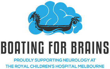 Boating For Brains campaign logo