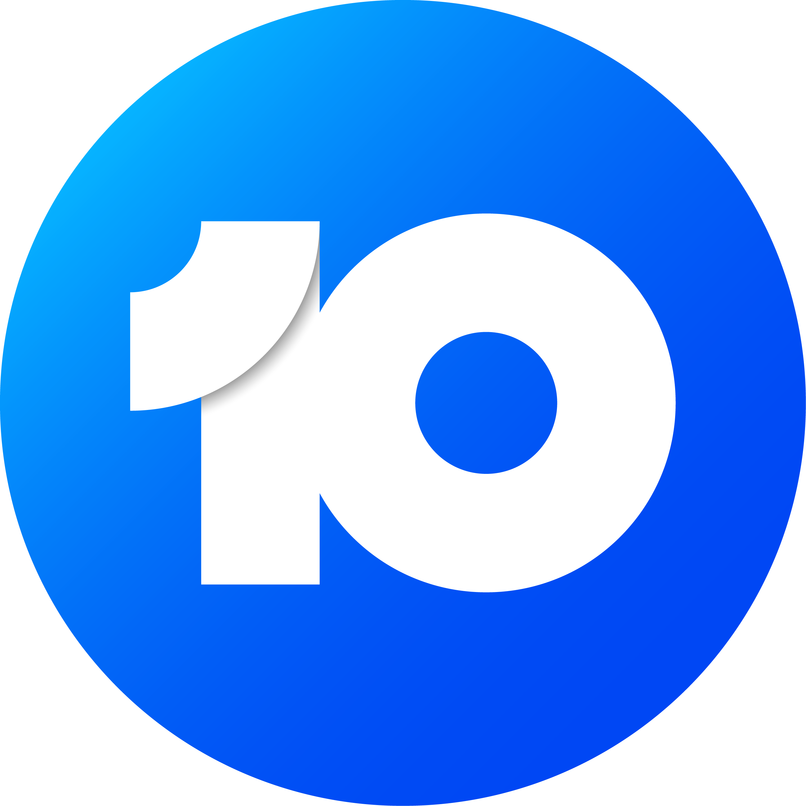 Sponsor logo - Channel 10