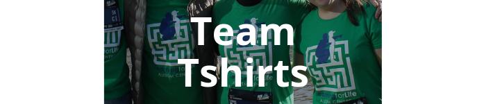 Team L4Life tshirts