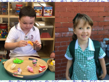 L4Life's Jayden & Clemmie start school!