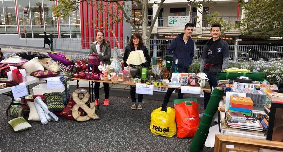 Verrios family fundraising 2017