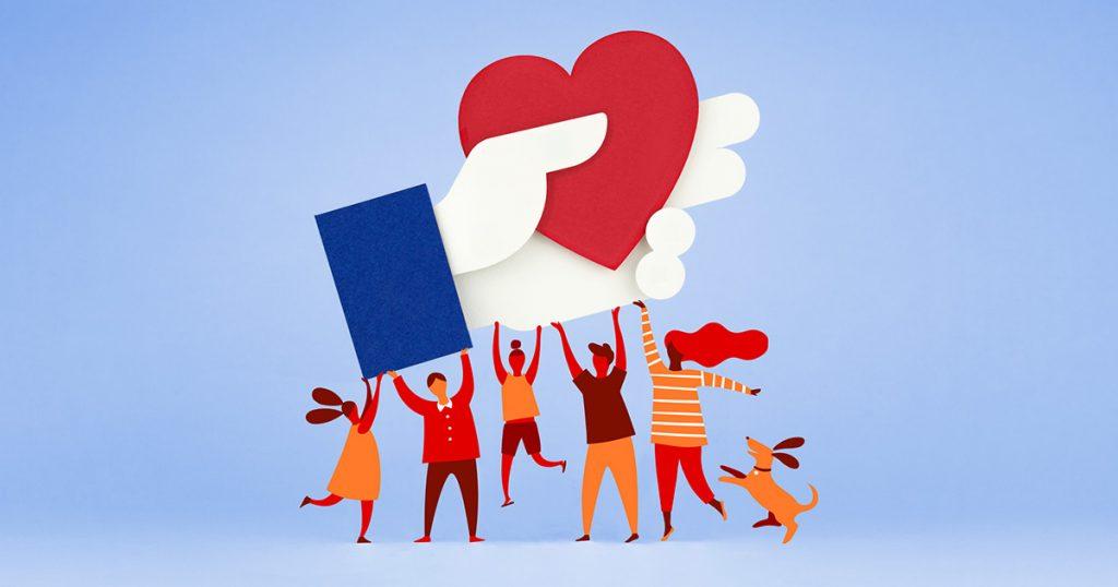 Facebook Birthday fundraising