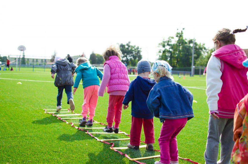 kids socialising skills