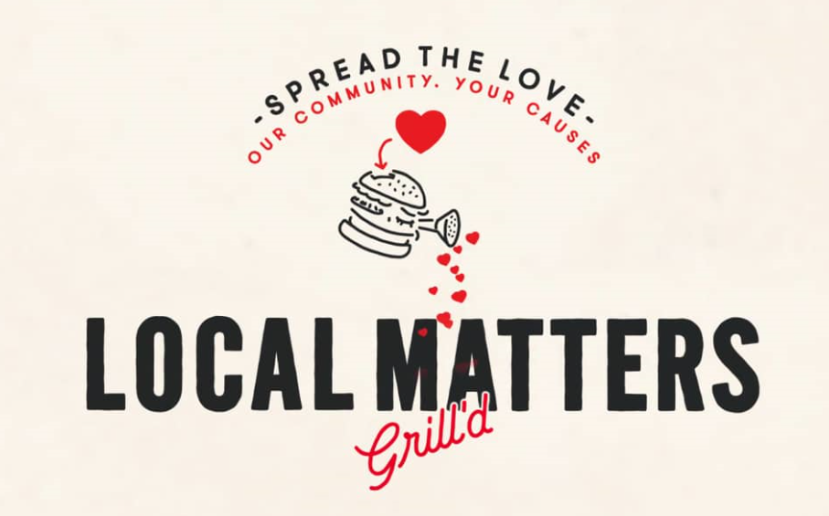 L4Life part of Grill'd Camberwell Local Matters in October 2019