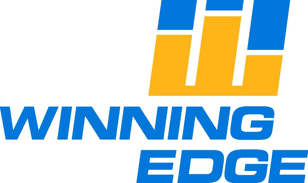 Winning Edge trophy