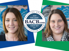 2021 - L4Life's Claire and Elisha become BCBAs