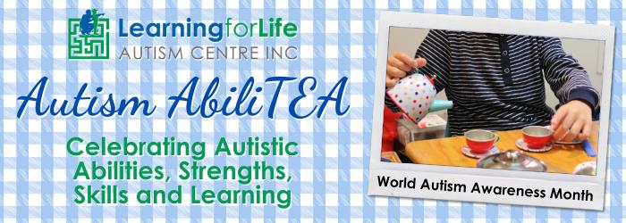 2021 L4Life's Autism AbiliTEA campaign for Autism Awareness Month